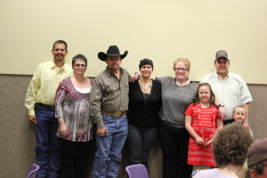 2012 Recipients and Families