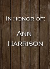 AnnHarrison