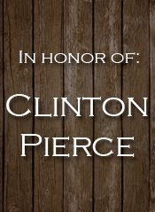Clinton Pierce