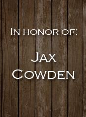 Jax Cowden