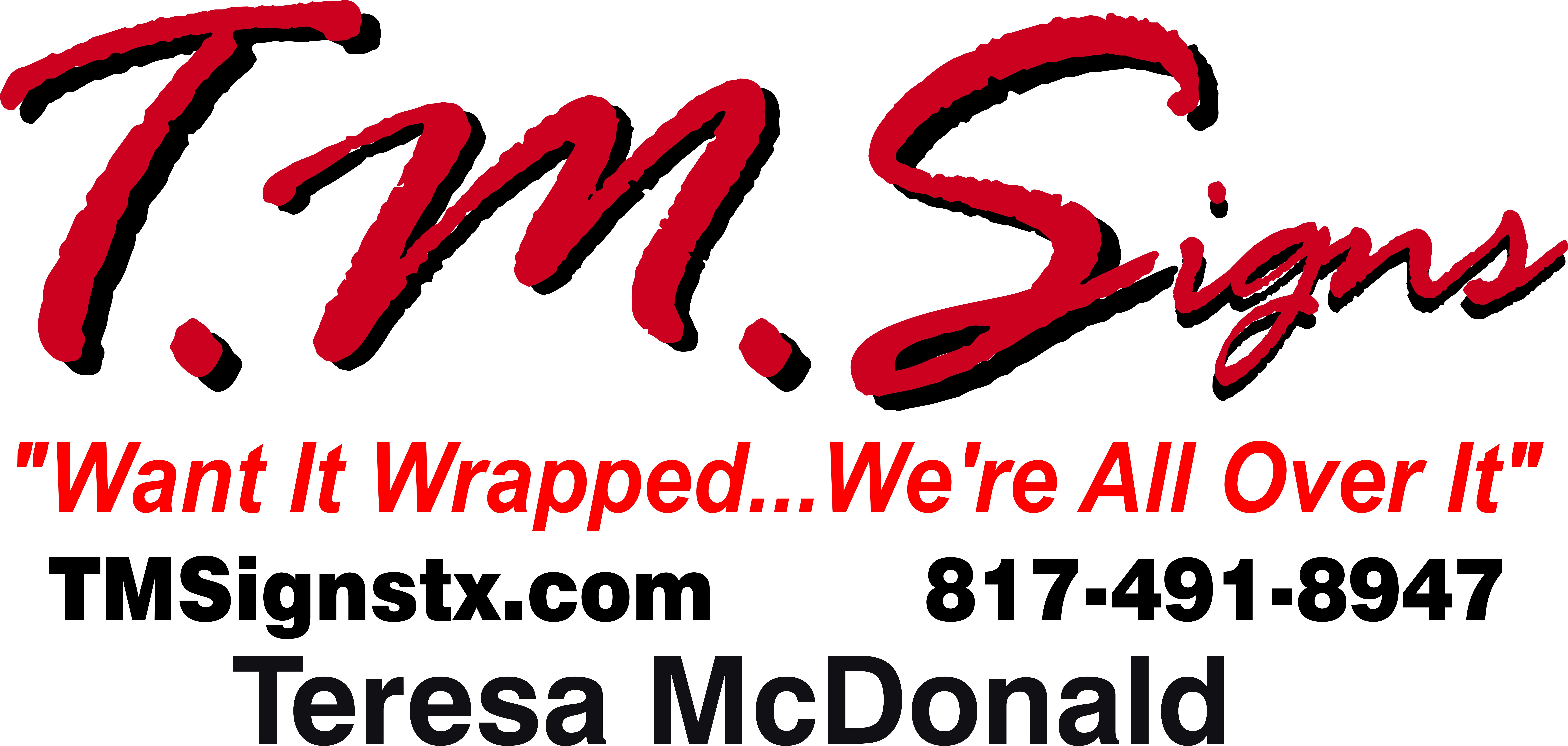 TM Signs Logo