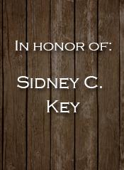 Sidney C. Key